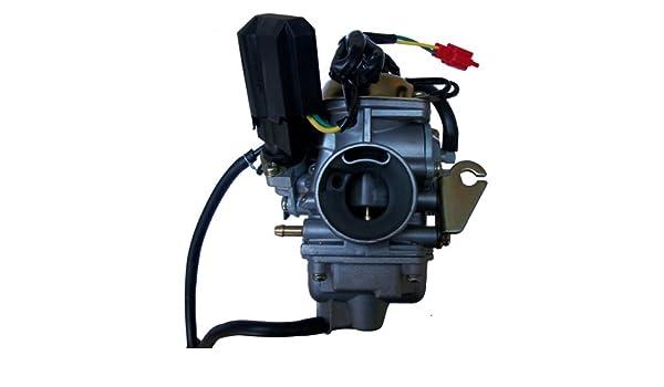 Amazon com: Kinroad 150cc 150 26mm Carburetor Carb Go Kart