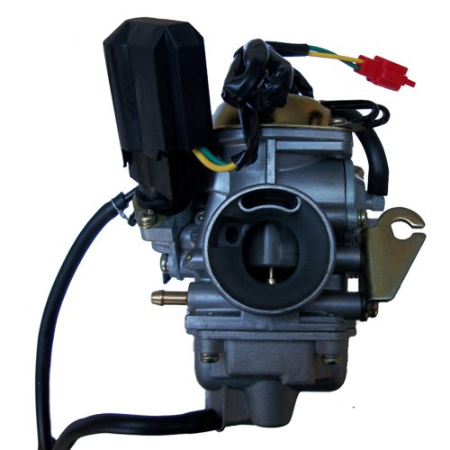 Cheap 26mm Carburetor GY6 150 150cc TANK Carb Go Kart Scooter Moped Go Cart NEW for sale