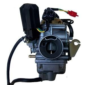 Amazon.com: Nueva carburador para la moda cf150t 150 cc ...