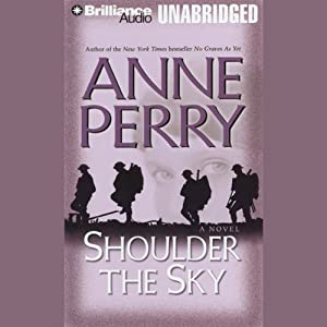 Shoulder the Sky Audiobook