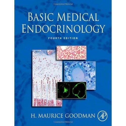 Basic Medical Endocrinology Fourth Edition