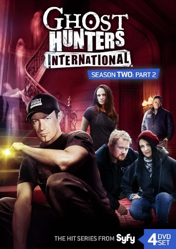 Ghost Hunters International Season 2: Part 2 by IMAGE ENTERTAINMENT