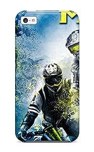 CCXGPPX7432Sykcq Mx Vs Atv Game Fashion Tpu 5c Case Cover For Iphone