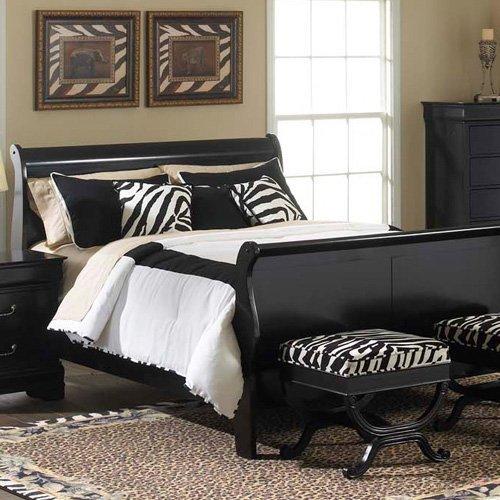 Fashion Bed Group 82EQ712ZEB Paramount Zebra 11-Piece Comforter and Stuffed Euro Pillow Bed Ensemble Super Pack, (Super Pack Comforter Ensemble)