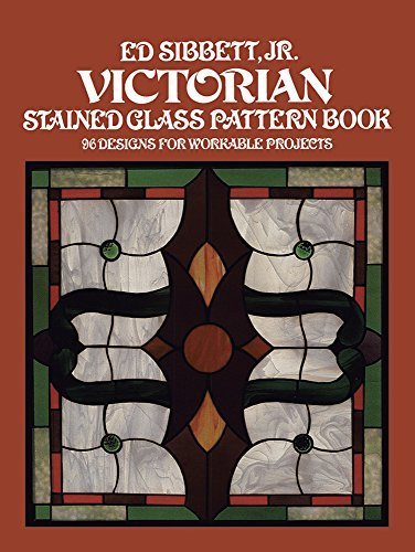 (VICTORIAN STAINED GLASS PATTERN BOOK) BY Sibbett, Ed, JR.(Author)Paperback on (08 , 1979)