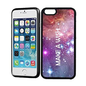 Beautiful Purple Pink Space Galaxy Nebula Space Hipster Quote iPhone 6 Case - Fits iPhone 6