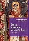 Eglise et société au Moyen Age : Ve-XVe Siècle par Helvétius