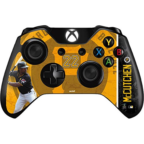Andrew McCutchen Pirates Action Shot - Skin for Xbox One - Controller