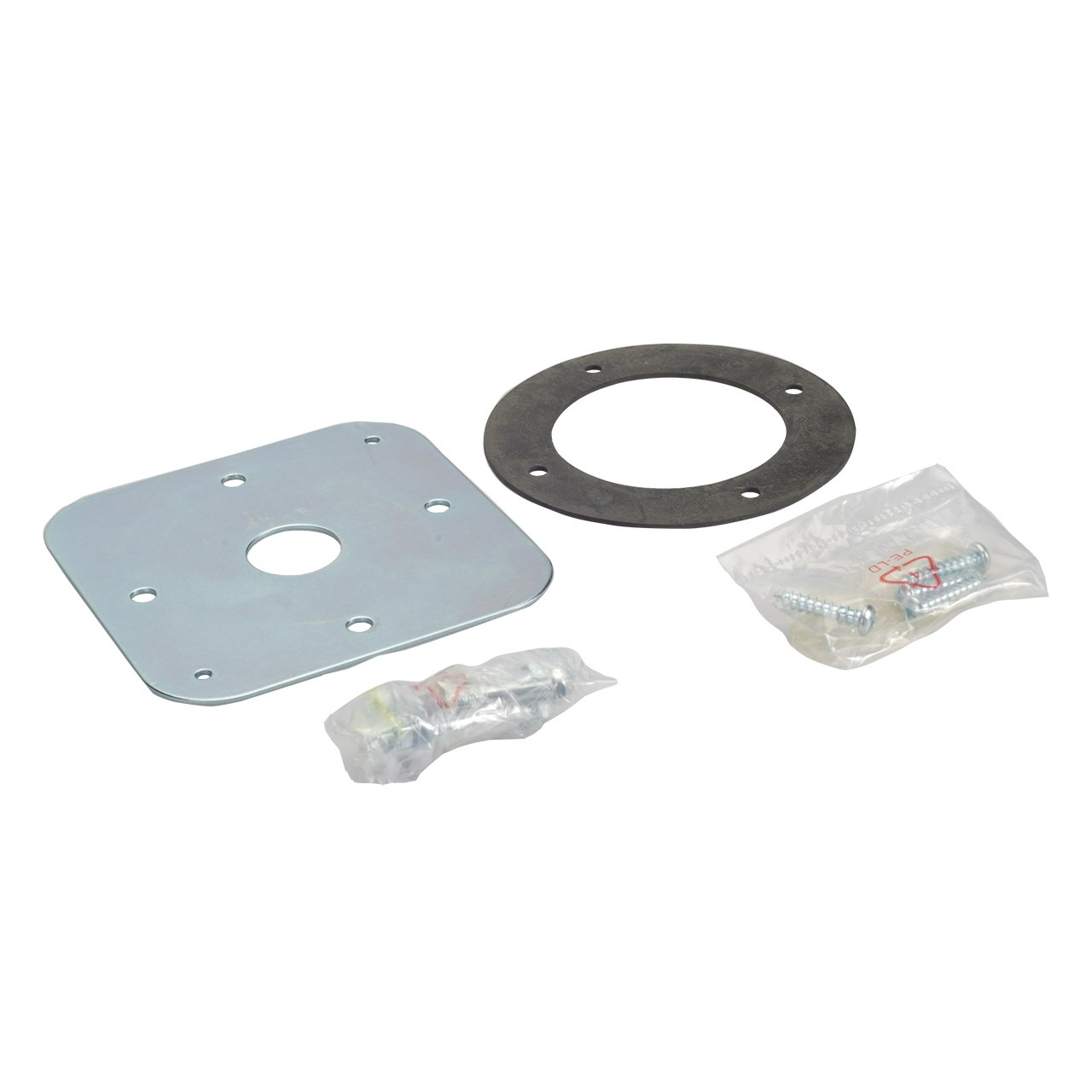 Magnadyne RVTV-B2 Omni-Directional Amplified TV/AM/FM Antenna and Distribution Plate Black by MobileVision (Image #2)