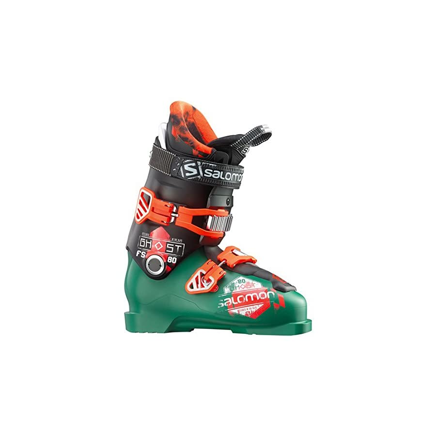 SALOMON Chaussure de Ski GHOST FS 80 Noir/Vert