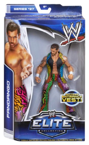 WWE Elite Collection Series #27 Fandango Action Figure