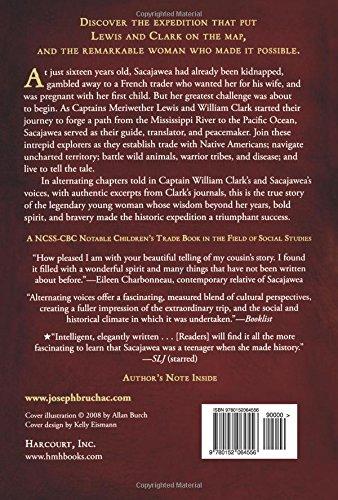 Sacajawea Joseph Bruchac 9780152064556 Books