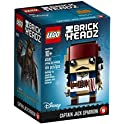 LEGO BrickHeadz Captain Jack Sparrow Building Kit