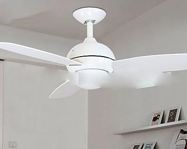 Ventilador de techo lámpara Industrial americana, comedor ...