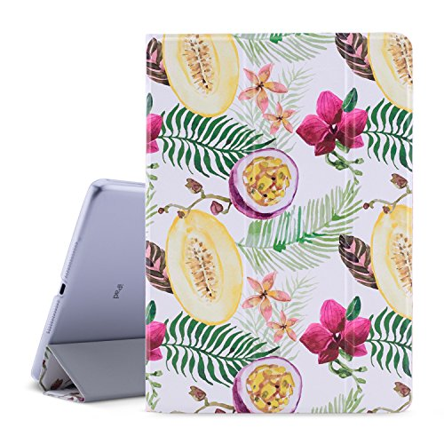 "This is a high quality leather case with a nice pattern.  FIts my ipad 9.7"" very well."