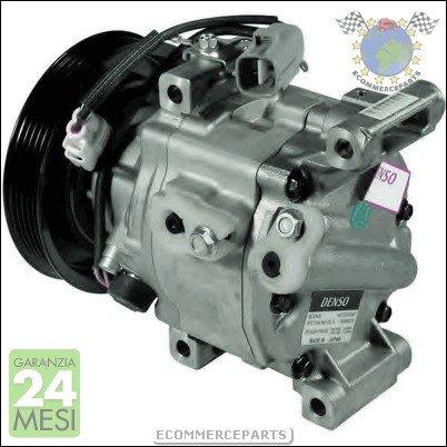 CCA compresor climatizador de aire acondicionado Sidat TOYOTA YARIS Diesel 199: Amazon.es: Coche y moto