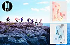 Your purchase quantity will be count on Korea Hanteo, Gaon Charts and K-Charts !! This package consists of :  - BTS 4th Mini Album In The Mood For Love PT.2 BANGTAN BOYS [ Peach + Blue ver. Set ] 2CD - 98page Photo Books (Peach+Blue ver.) - 2...