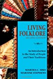 Living Folklore 9780874218442