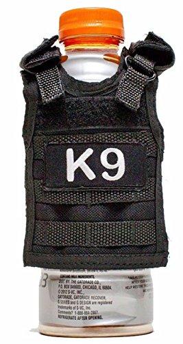 Miniature Beverages - Miniature Tactical Vest Beverage Holder - K9