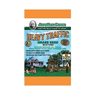 Jonathan Green & Sons 11000 7-Lb. Heavy Traffic Grass Seed Mixture