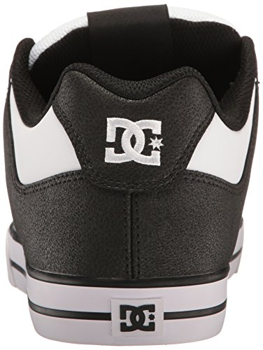 Top xkwk Dc Shoes Pure 14 Black Low Men's M White 8SFq7XF