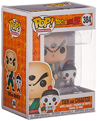 Figura Pop Dragon Ball Tenshinhan & Tien