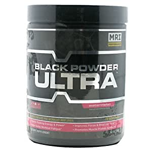 MRI BLACK POWDER ULTRA,WTRMLN, 240 GRAM