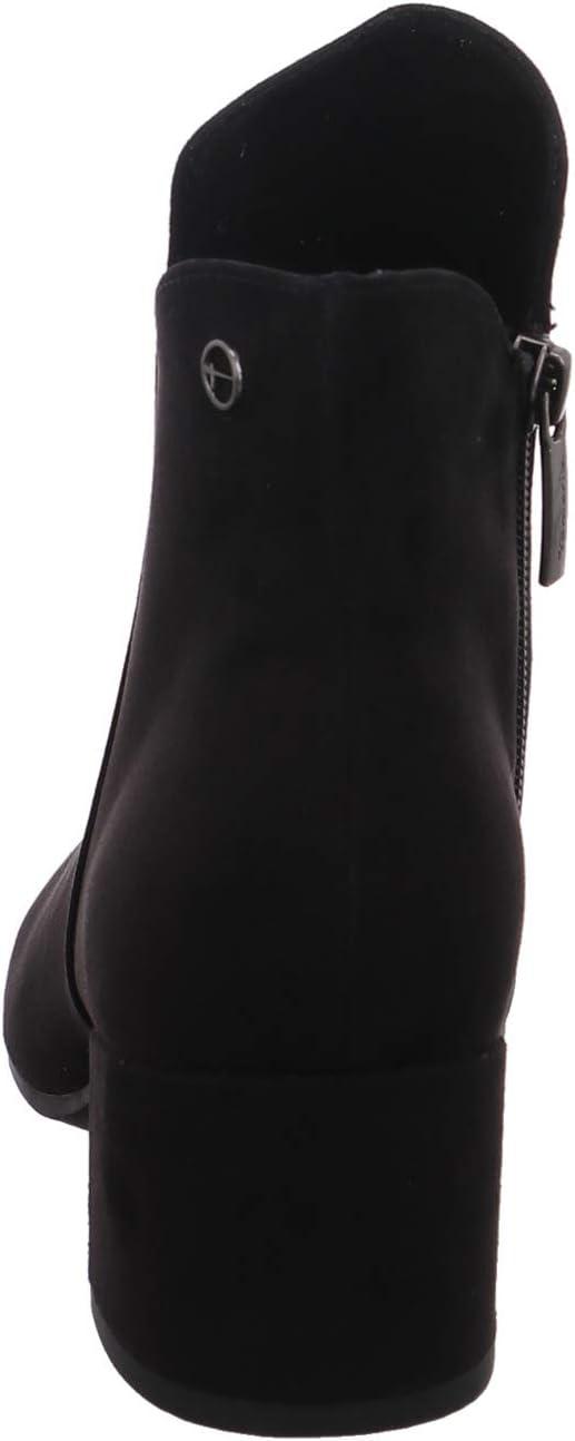 Tamaris 1-1-25372-23 dames laarzen zwart zwart 1