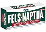 Fels Naptha Laundry Soap Fels Naptha Heavy Duty Laundry Soap Bar - 5.0 oz