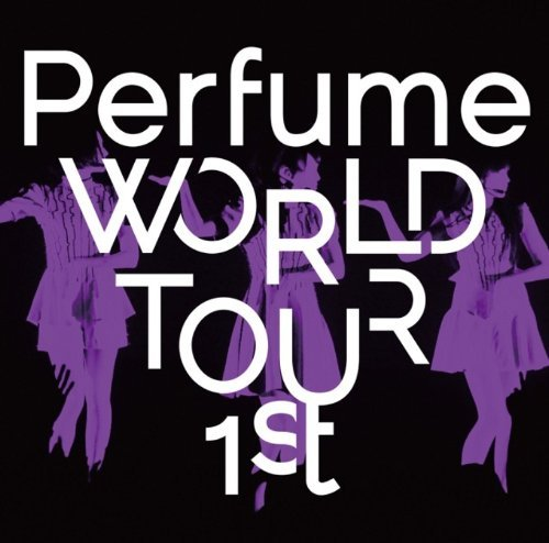 (Perfume World Tour 1st [Staff Pass Replica Sticker Enclosure] (First Time Press Board) [Dvd])