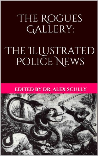 book cover of The Rogues Gallery