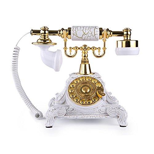 vintage rotary telephone - 8
