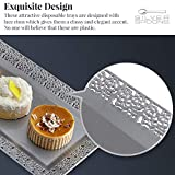 DISPOSABLE LACE TRAYS | for Upscale Wedding and