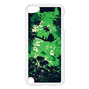 iPod Touch 5 Case White Forest Guardian Dpzwc