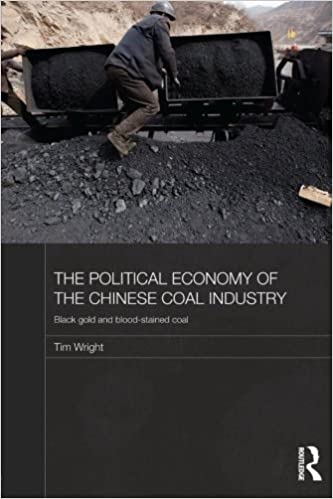The Political Economy of the Chinese Coal Industry: Black Gold and Blood-Stained Coal (Routledge Studies on the Chinese Economy)