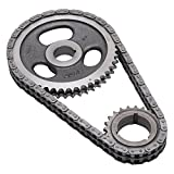 Edelbrock 7803 Performer-Link Timing Chain and Gear Set