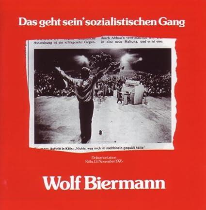Das Geht Sein' Sozialistischen Gang