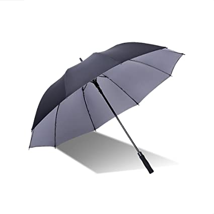 T.Kerry Paraguas De Golf Largo Paraguas Automático Repelente Al Agua De Procesamiento De Peso