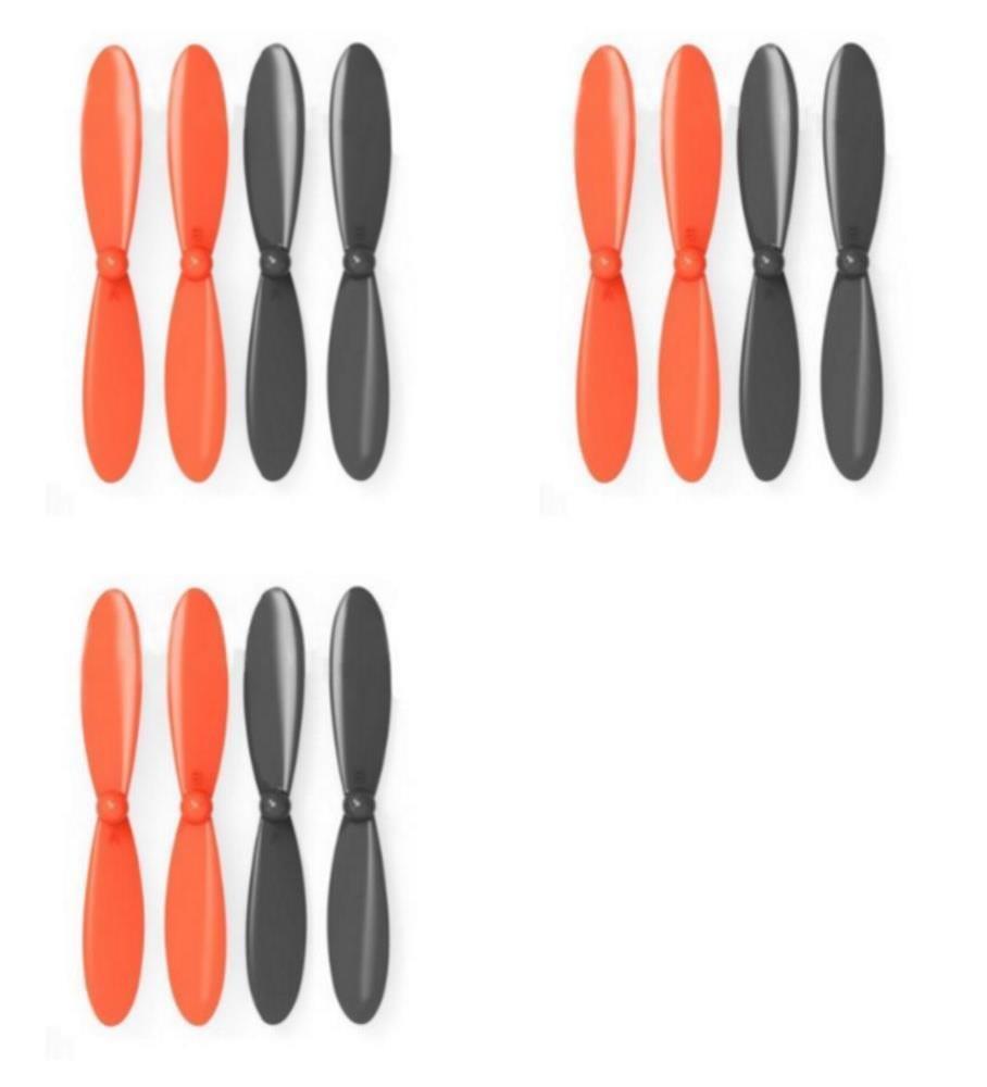 【初回限定お試し価格】 3 xの数量HobbyKing Mini x6 x6 B01E6KSPTW Micro Hexacopterブラックオレンジプロペラブレードプロペラ小道具 – Mini Fastからオーランド、フロリダ州USA。 B01E6KSPTW, DailyBijou:a9cda795 --- diceanalytics.pk
