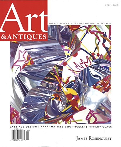 Art & Antiques (Antiques Print)
