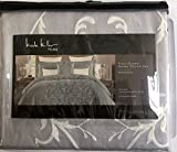 Nicole Miller Home Duvet Cover 3 Piece Set Full/Queen