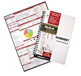 Pocket Nurse Report Sheet Notebook - Brain Sheet Template for MedSurg Nurses and CNA