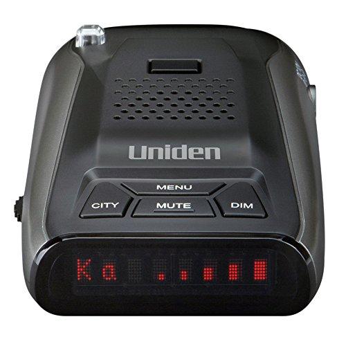 3. Uniden DFR5 Radar Detector