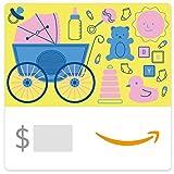 Amazon eGift Card - Baby Icons Yellow