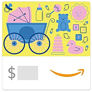 Amazon eGift Card - Baby Icons Yellow (B01LZM1C5P) | Amazon price tracker / tracking, Amazon price history charts, Amazon price watches, Amazon price drop alerts