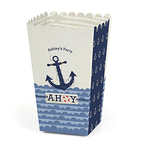 Personalized Ahoy - Nautical - Custom Baby Shower
