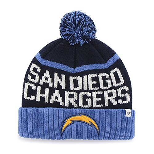 47-brand-san-diego-chargers-linesman-cuff-knit-hat