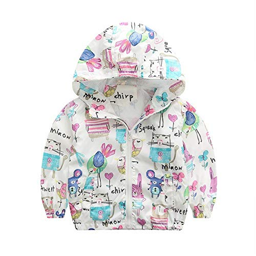 Bambini A Per Doodle Centimetri Children colore 120 Jacket Fuweiencore Dimensione Western Hooded Giacca C E4qfOxWw1