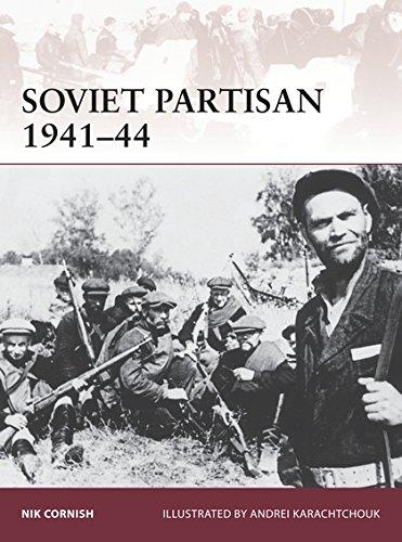 Soviet Partisan 1941–44 (Warrior) PDF