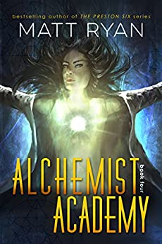 Download for free Alchemist Academy: Book 4